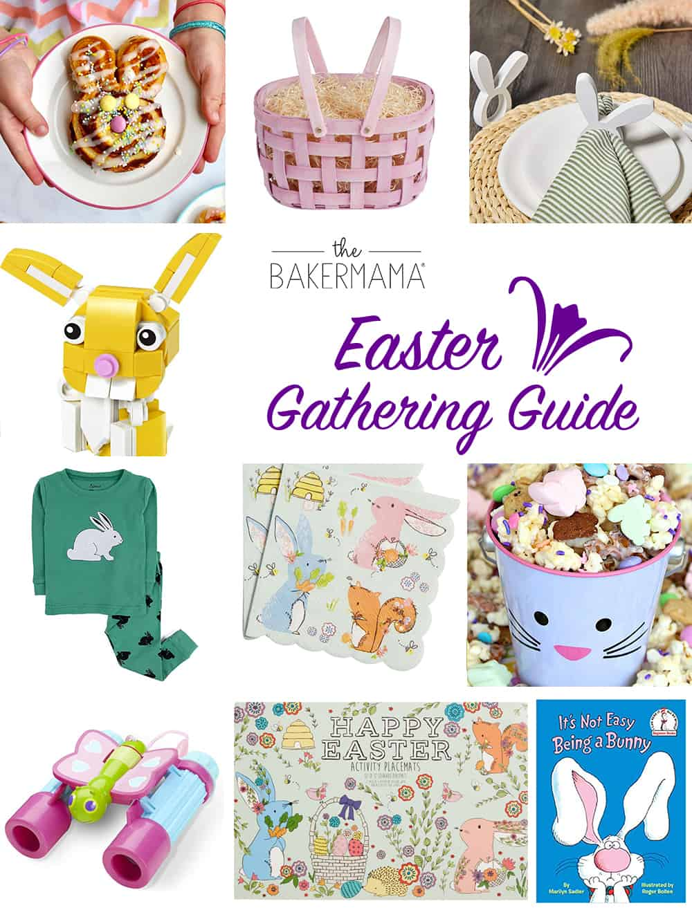Easter Gathering Guide by The BakerMama