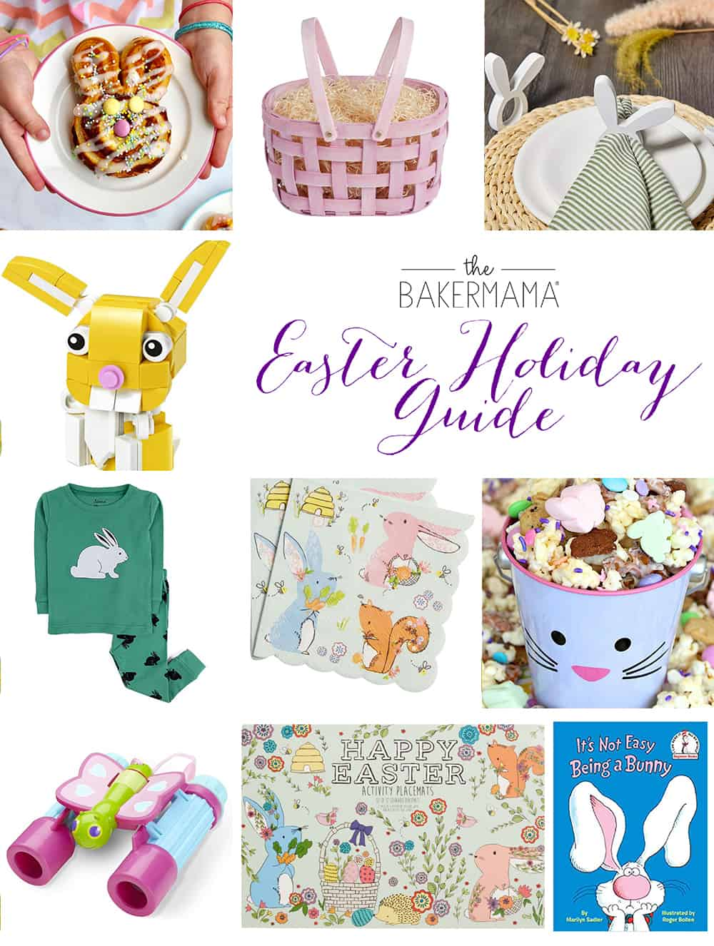 Easter Holiday Guide by The BakerMama