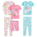 Girl's Easter Pajamas