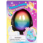 Hatching Growing Unicorn Rainbow Egg