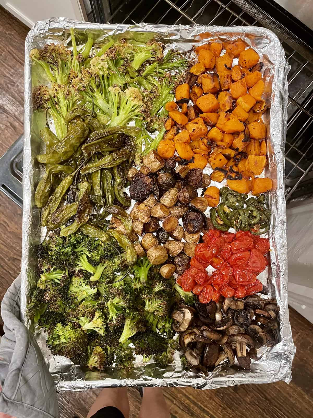 How To Roast Vegetables by The BakerMama