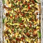 Breakfast Nachos by The BakerMama