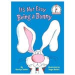 It's Not Easy Being A Bunny Book