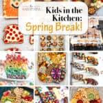 Kids in the Kitchen: Spring Break