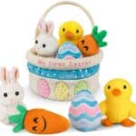 Plush My First Easter Basket