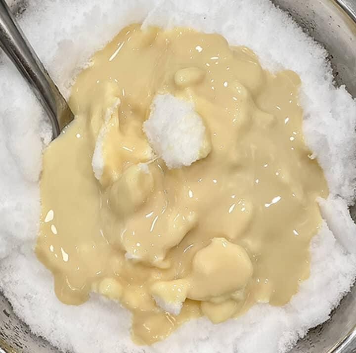Sweetened Condensed Milk by The BakerMama