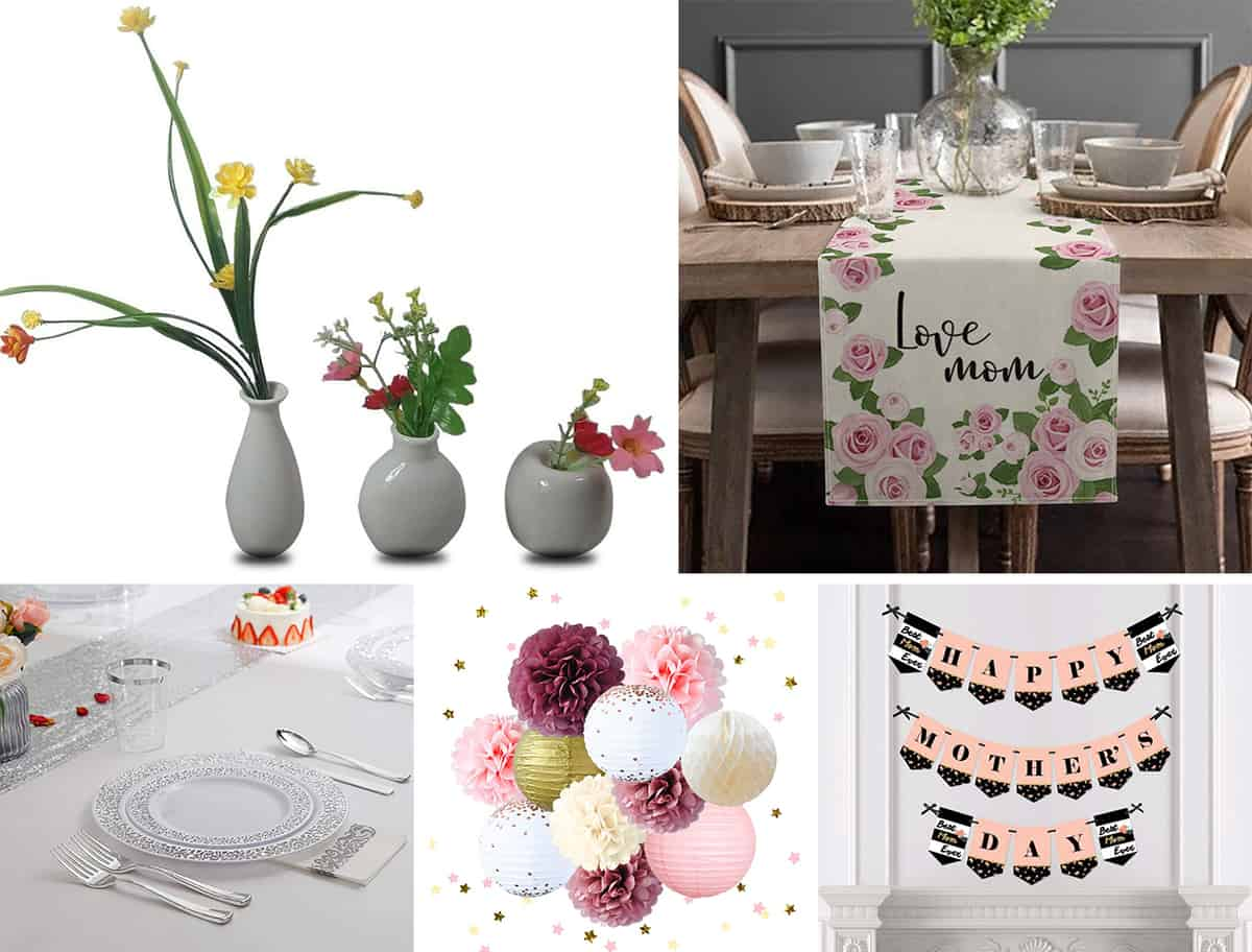 Mother's Day Gathering Guide by The BakerMama