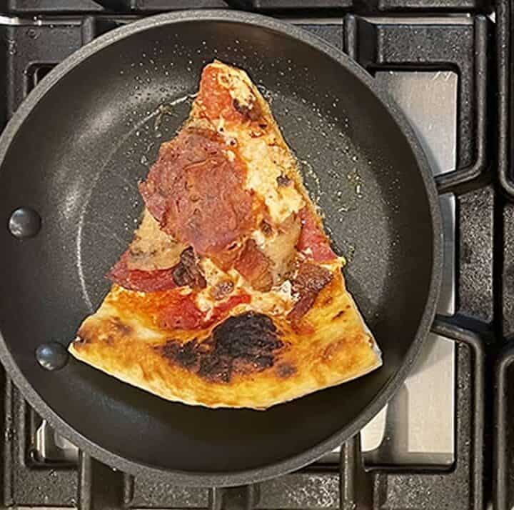 The Best Way to Reheat Pizza by The BakerMama