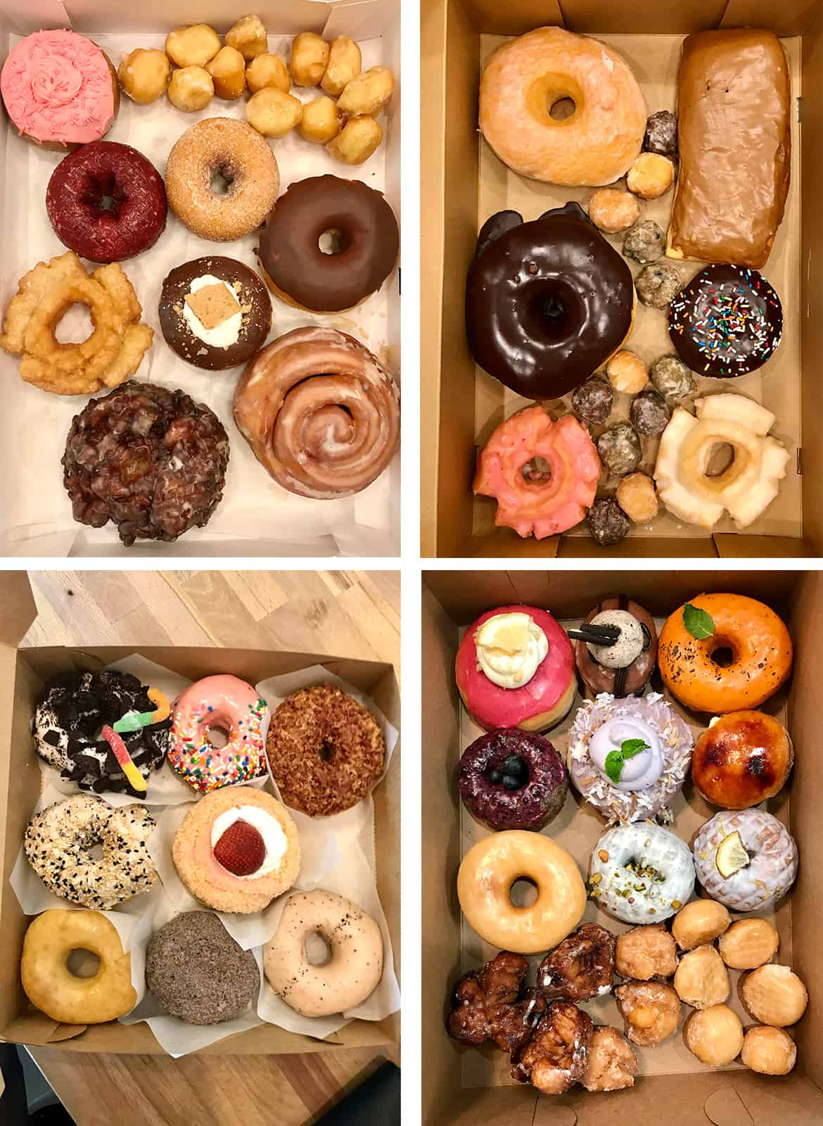 Donut Board by The BakerMama
