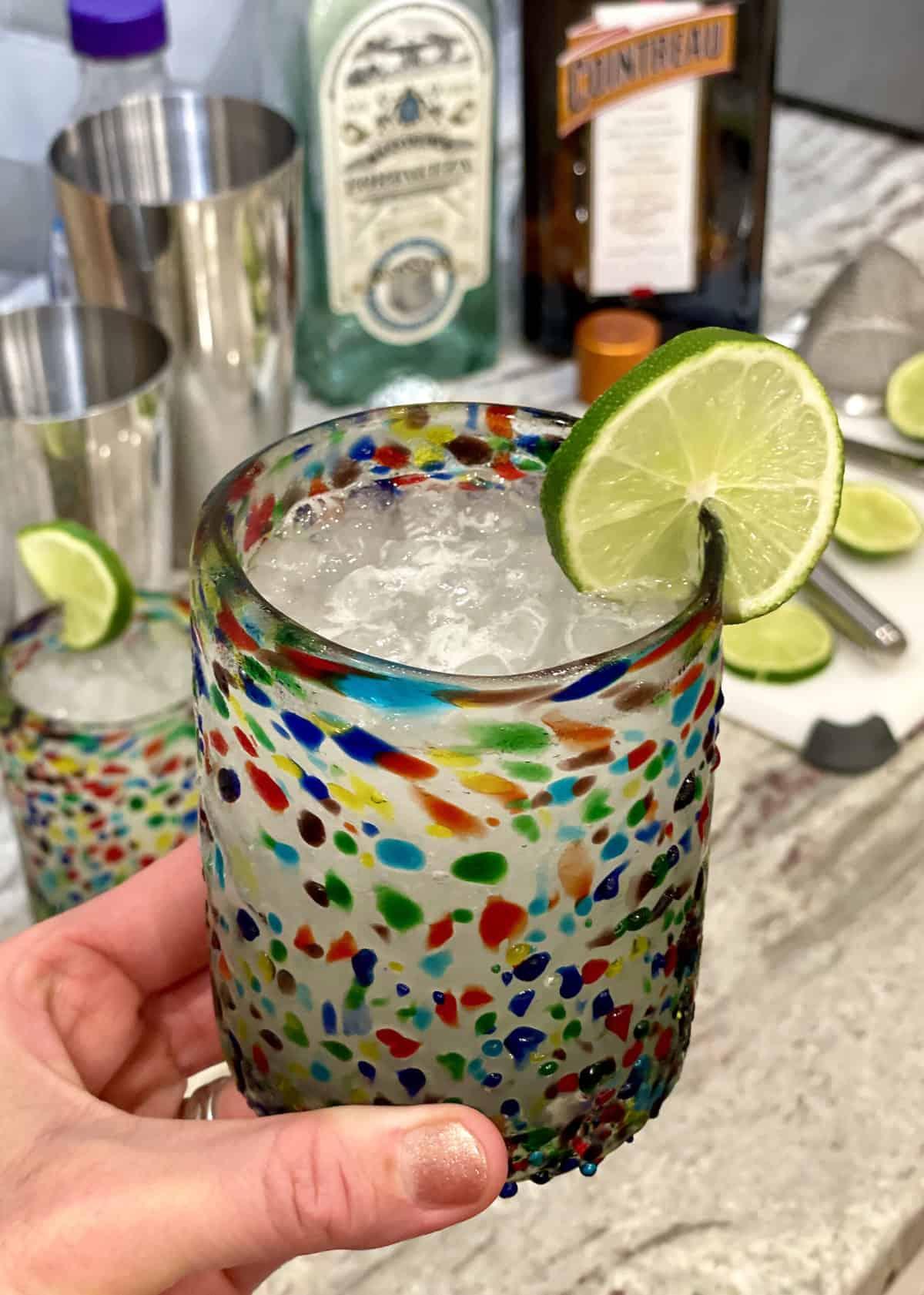 Brandon's Best Margarita by The BakerMama