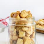 Basics by The BakerMama: How to Make Homemade Croutons