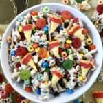Olympics Snack Mix