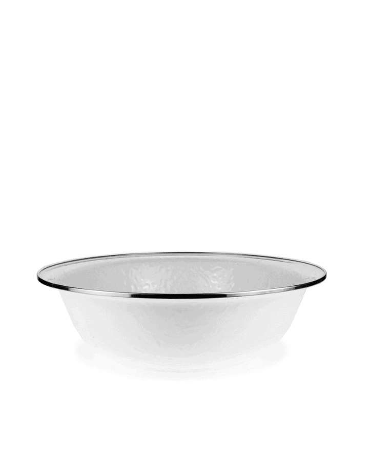 4 Quart Porcelain Bowl