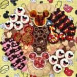Mickey Mouse Snack Board