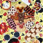 Mickey Mouse Party Spread