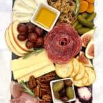 Trader Joe's Mini Cheese and Charcuterie Board
