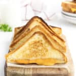 Basics by The BakerMama: How to Make Great Grilled Cheese