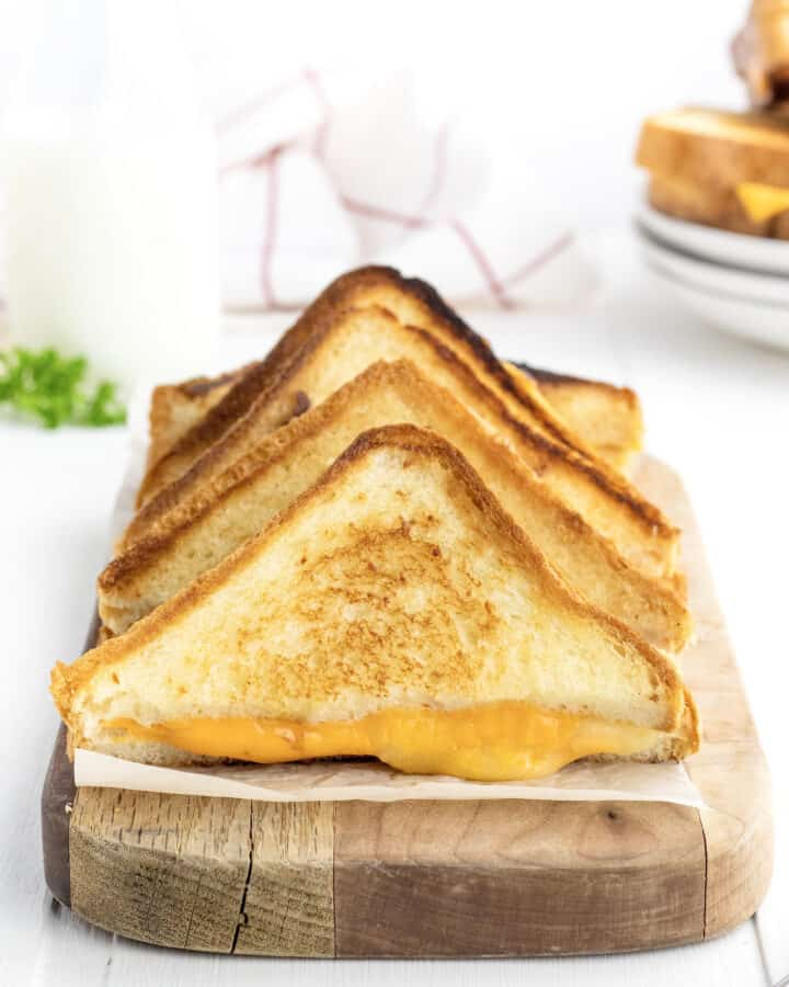 How to Make Great Grilled Cheese by The BakerMama