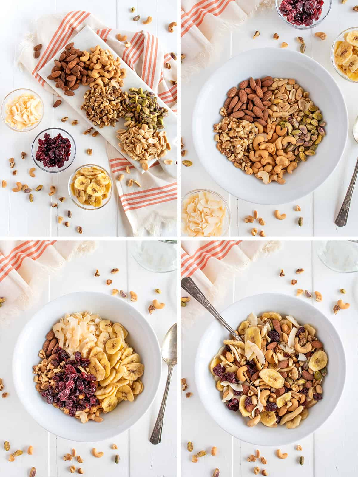 Healthy Weekend Trail Mix by The BakerMama