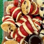 Tailgate Breakfast Board by The BakerMama