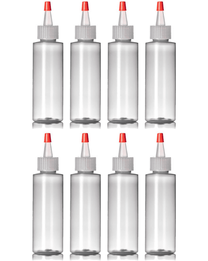 Small Squeeze Bottles